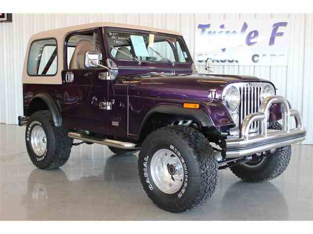Picture of '80 CJ - NGBY