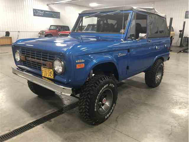 Picture of '70 Bronco Offered by  - NGCC
