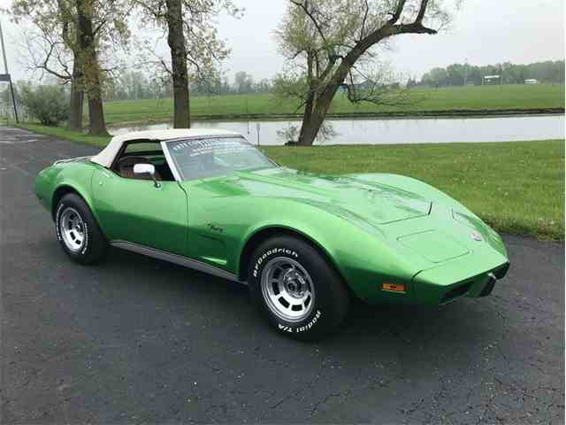 Picture of '75 Chevrolet Corvette located in Orlando Florida - $35,000.00 Offered by  - NGCL