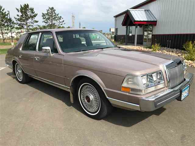 Picture of '86 Continental - NGCQ