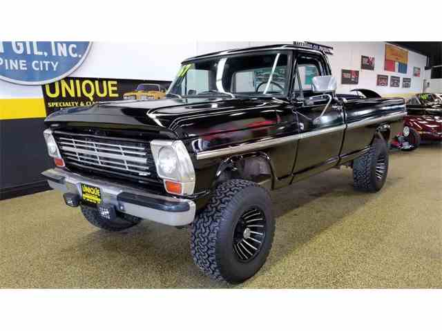 Picture of Classic 1968 Ford Pickup located in Minnesota - $12,900.00 - NGD3