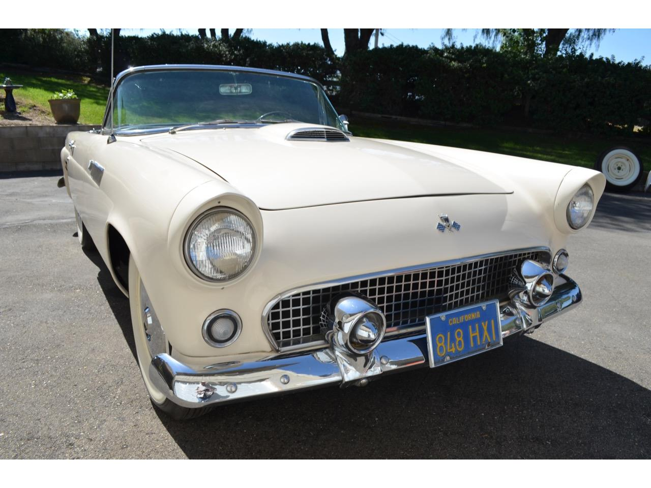 Large Picture of 1955 Thunderbird located in Santa Ynez California Offered by Spoke Motors - ND2Z