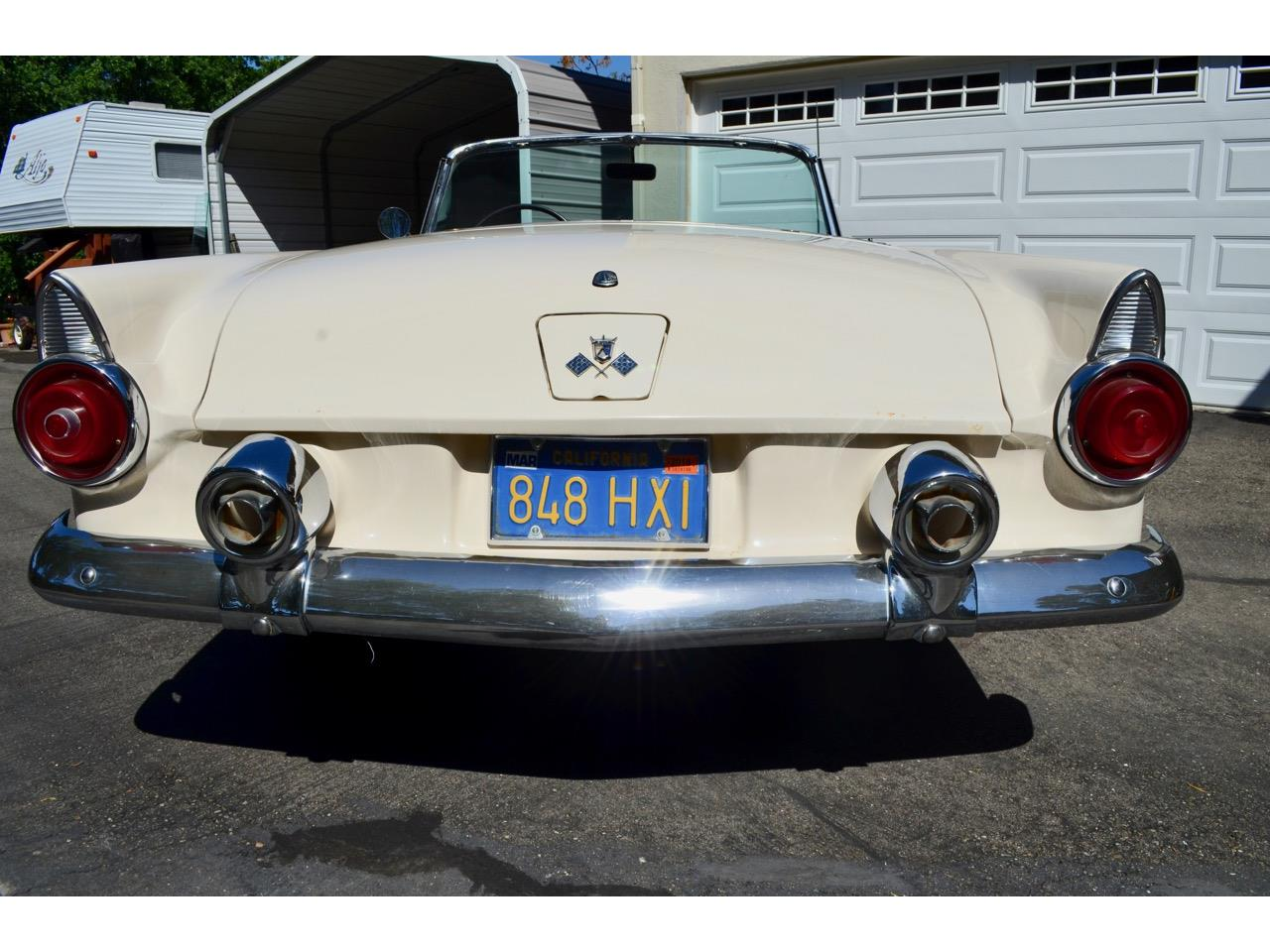 Large Picture of Classic '55 Ford Thunderbird located in California Offered by Spoke Motors - ND2Z