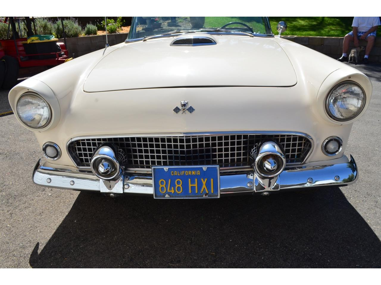 Large Picture of '55 Thunderbird located in Santa Ynez California Offered by Spoke Motors - ND2Z