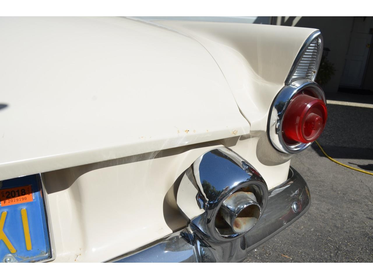 Large Picture of Classic 1955 Ford Thunderbird located in Santa Ynez California Offered by Spoke Motors - ND2Z