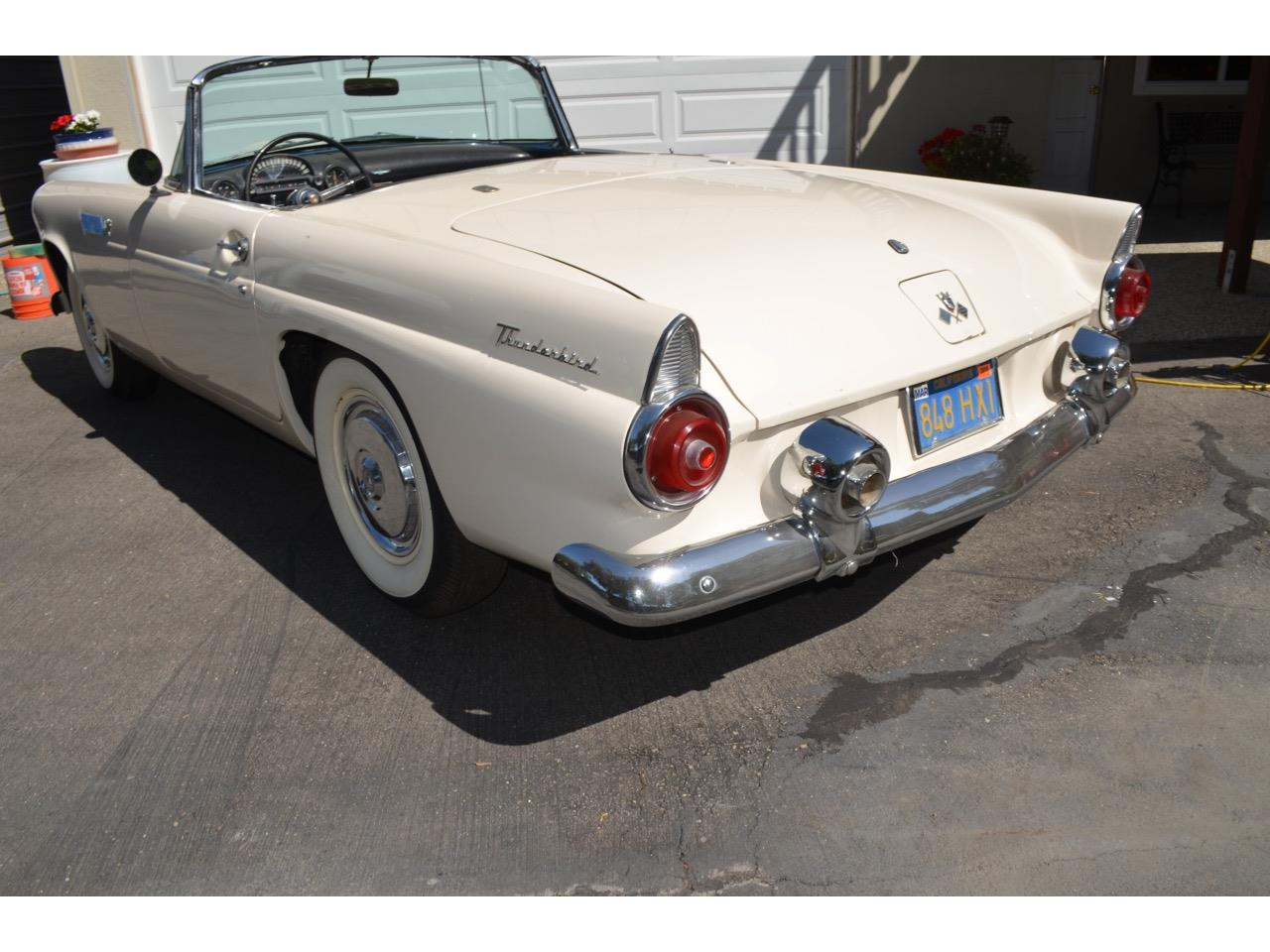 Large Picture of Classic '55 Thunderbird located in Santa Ynez California - $22,500.00 Offered by Spoke Motors - ND2Z