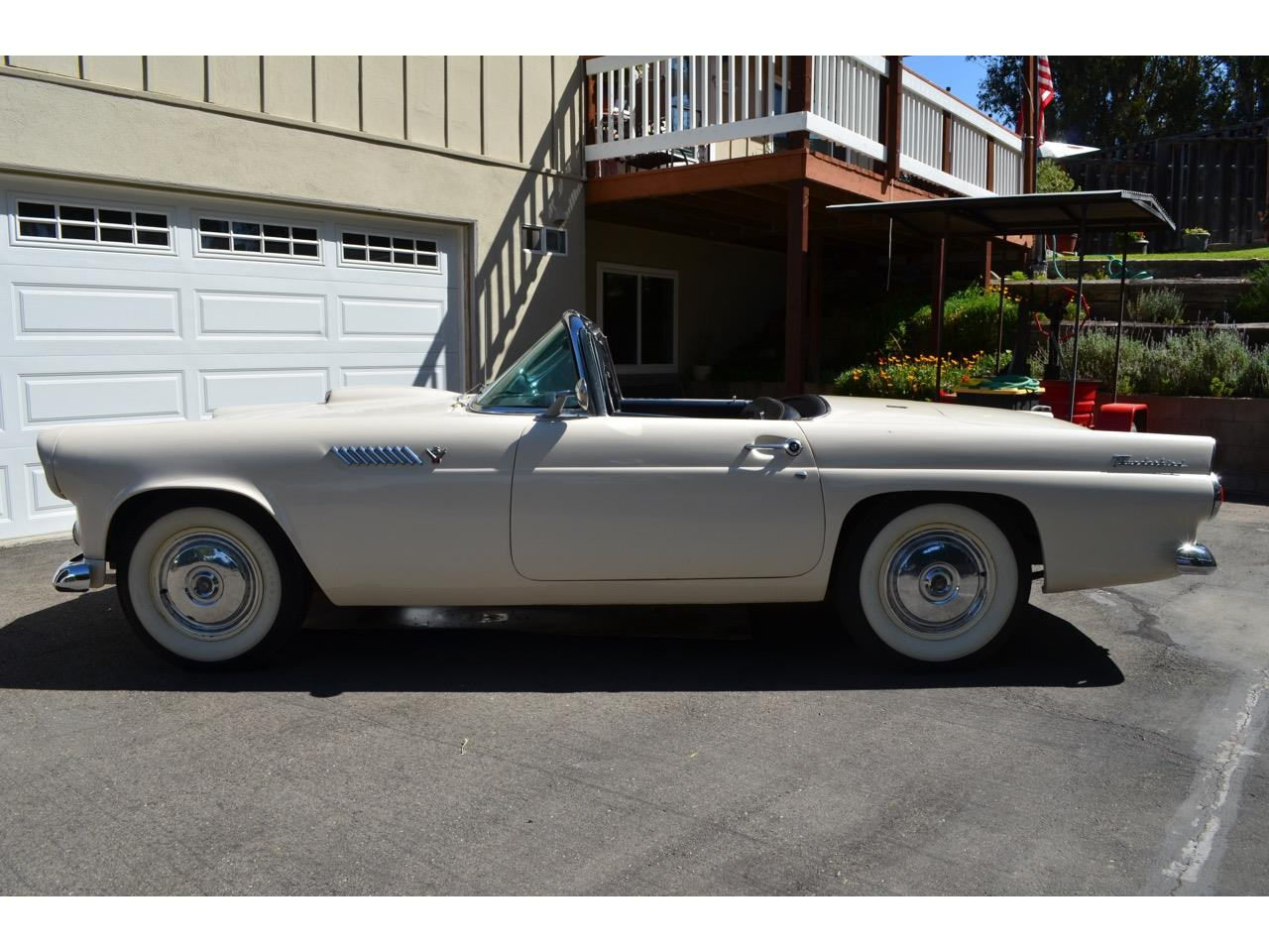 Large Picture of Classic 1955 Thunderbird located in California - ND2Z