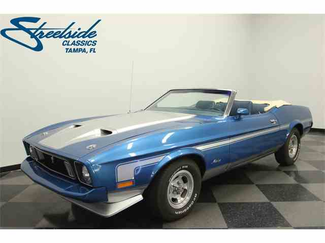 Picture of Classic '73 Ford Mustang - NGDB