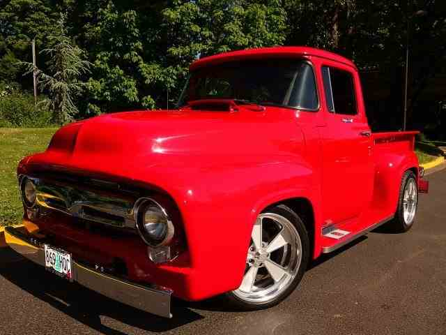 Picture of Classic '56 Ford F100 located in Oregon - $57,900.00 - NGDH