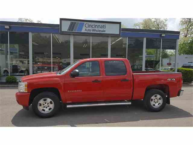Picture of '11 Chevrolet Silverado Offered by  - NGDN