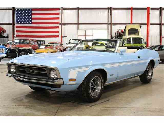 Picture of '72 Mustang - NGE0