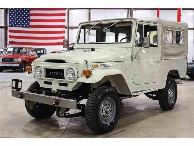 Picture of '70 Land Cruiser FJ - NGE7