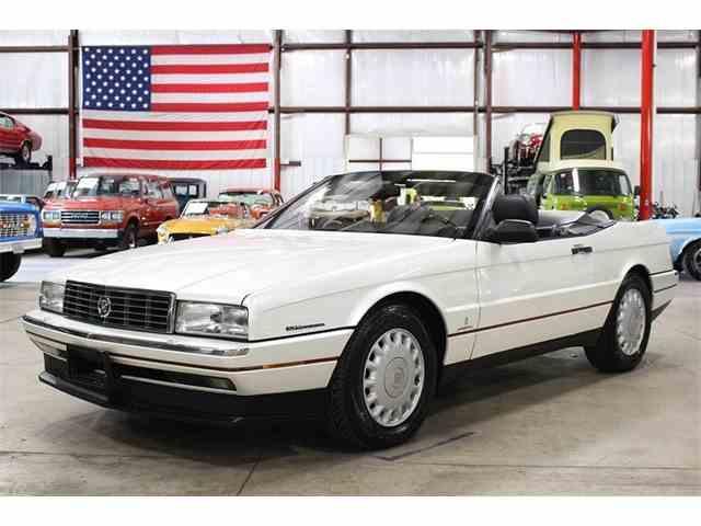 Clic Cadillac Allante for Sale on ClicCars.com
