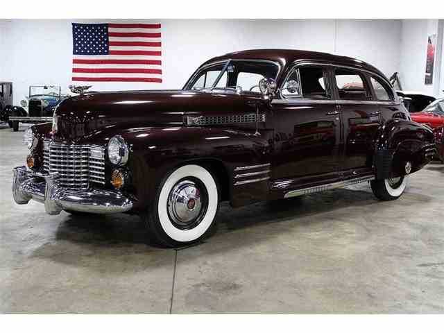 Picture of '41 Cadillac 6319 - NGEC