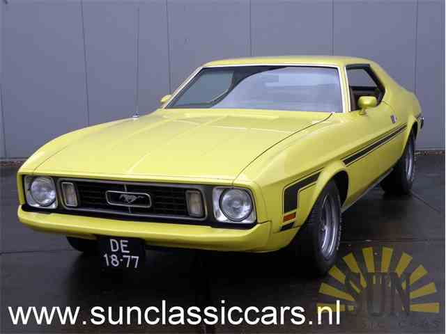 Picture of '73 Mustang - NGEM