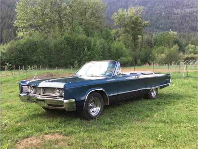 Picture of Classic 1967 Newport located in British Columbia - $10,000.00 - NGET