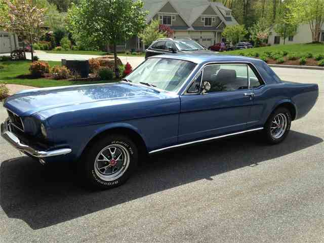 Picture of '65 Ford Mustang - $19,900.00 Offered by a Private Seller - NGF8