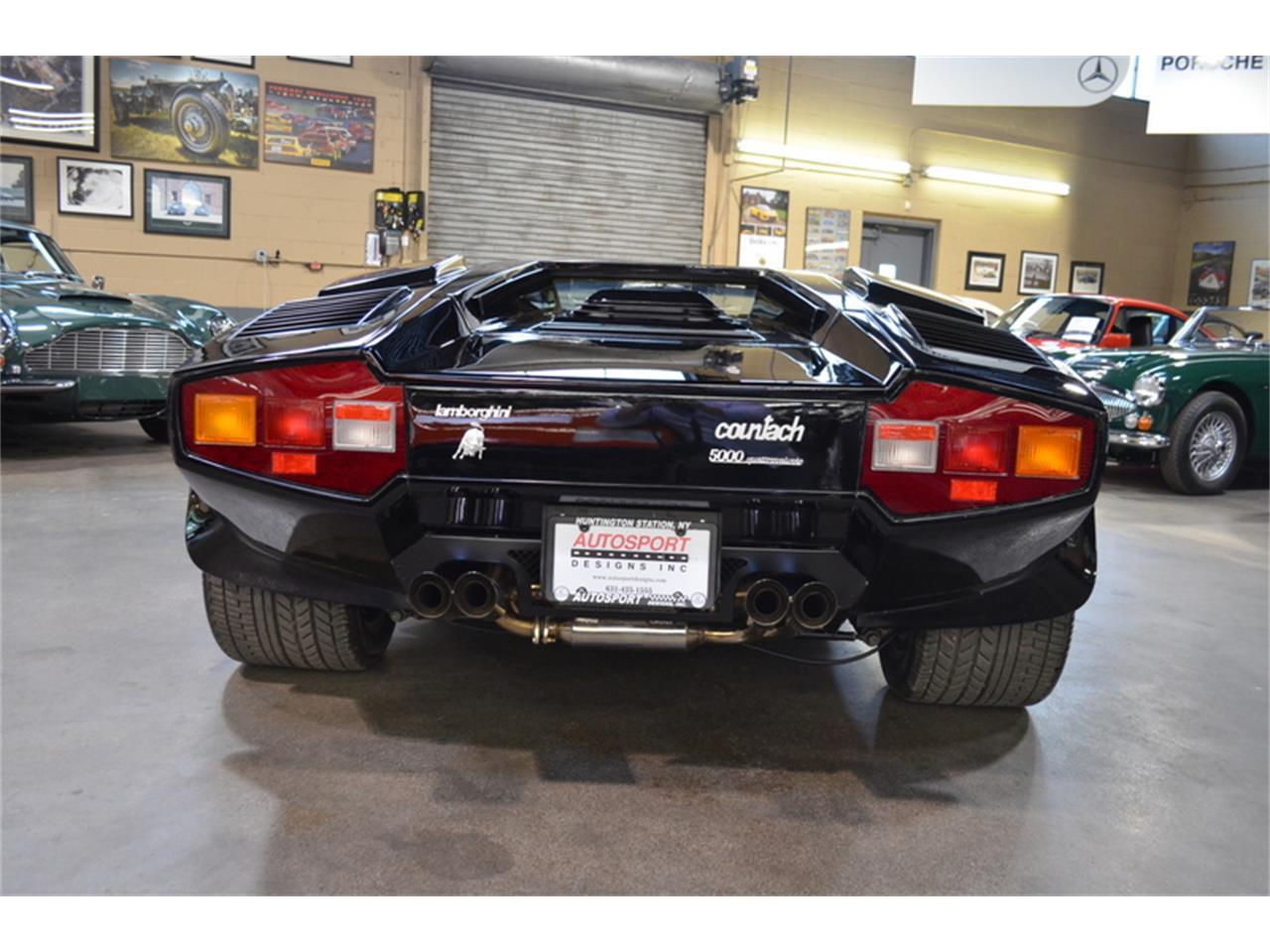1986 Lamborghini Countach For Sale Classiccars Com Cc 1094382