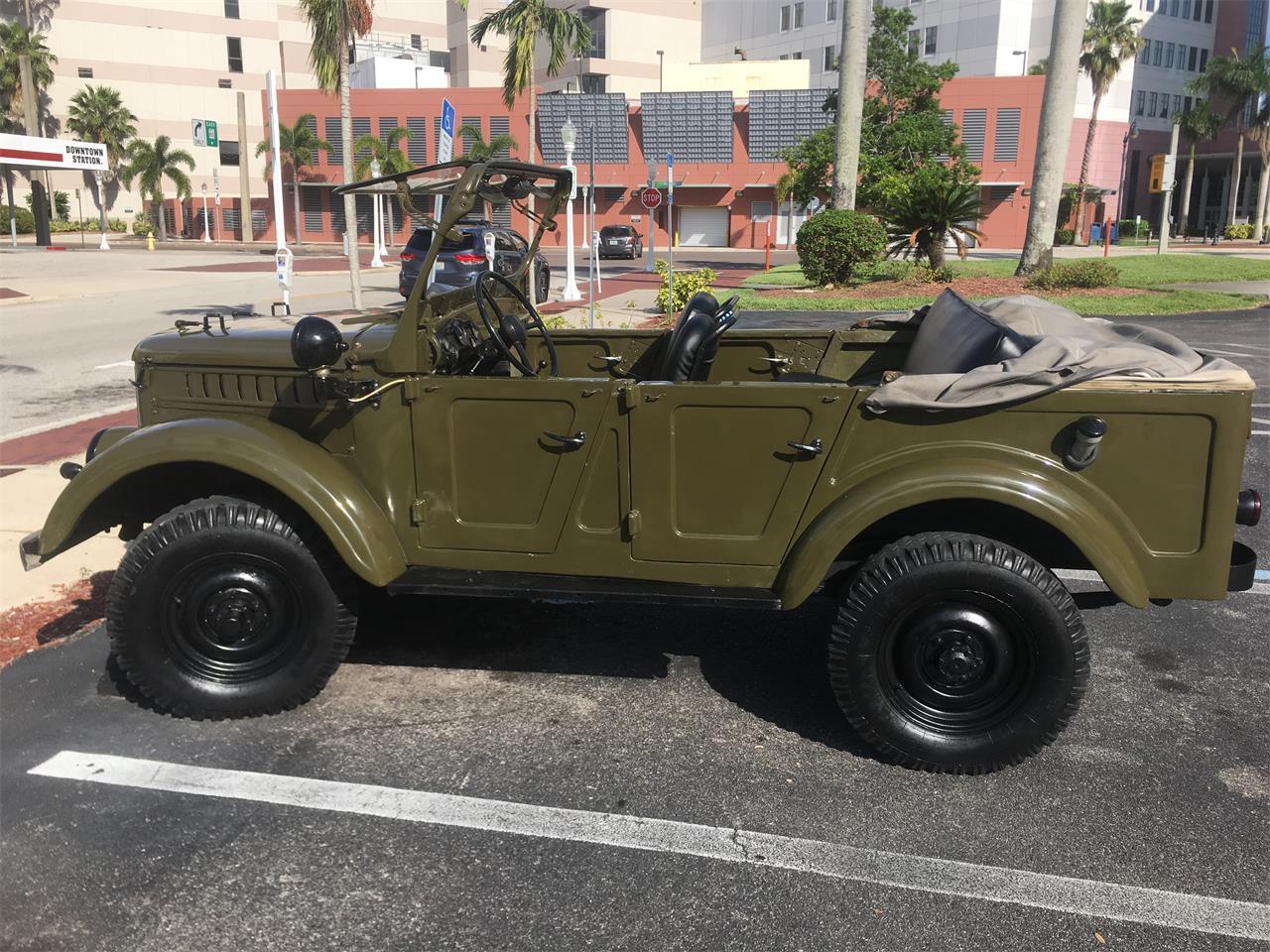 For Sale: 1971 GAZ Gaz 69 in Ft  Myers, Florida