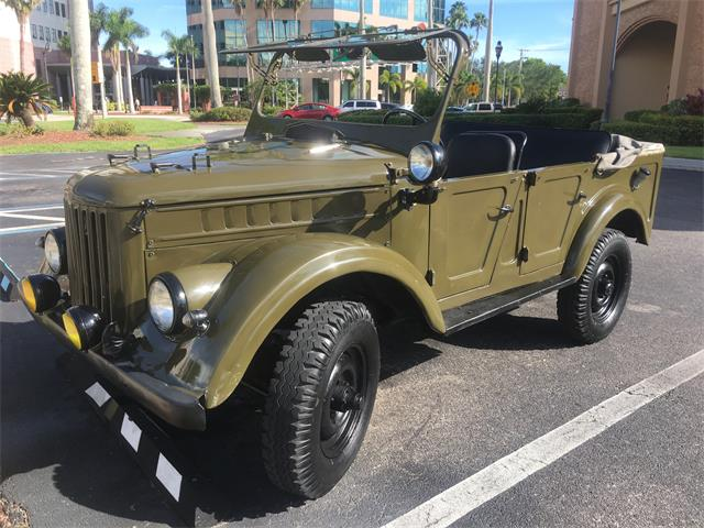 Picture of '71 Gaz 69 located in Florida - NGFM