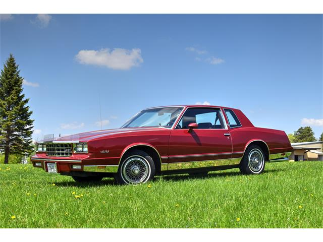 Picture of '83 Chevrolet Monte Carlo located in Watertown Minnesota - $9,500.00 - NGFP