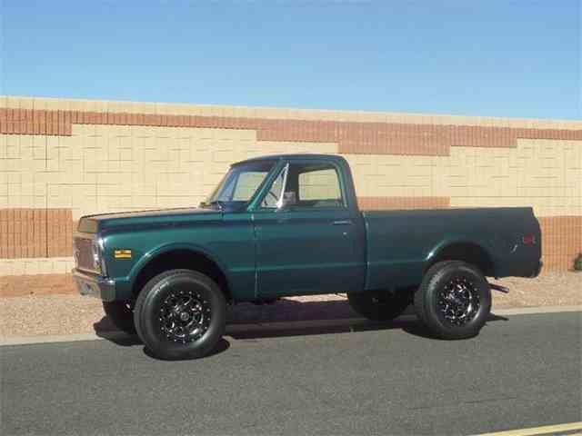 Picture of '69 Chevrolet C/K 10 - $35,900.00 Offered by  - NDDZ