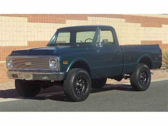 Picture of '69 C/K 10 - NDDZ