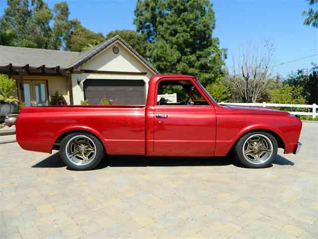Picture of '67 C/K 10 - NGFR