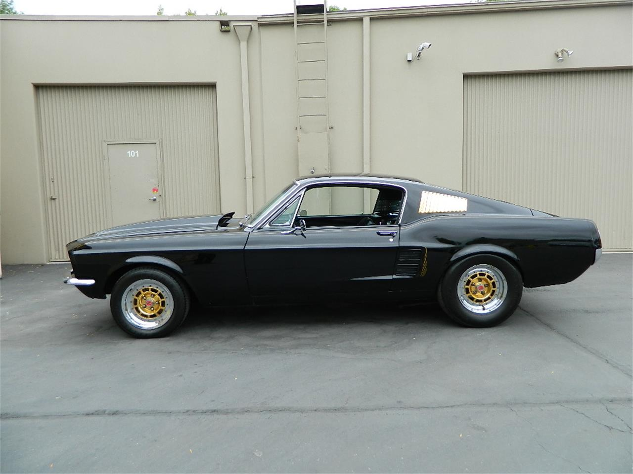 Large Picture of '67 Mustang - NGFS