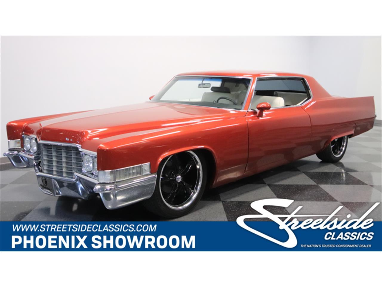 1969 Cadillac Deville For Sale Classiccars Com Cc 1094405