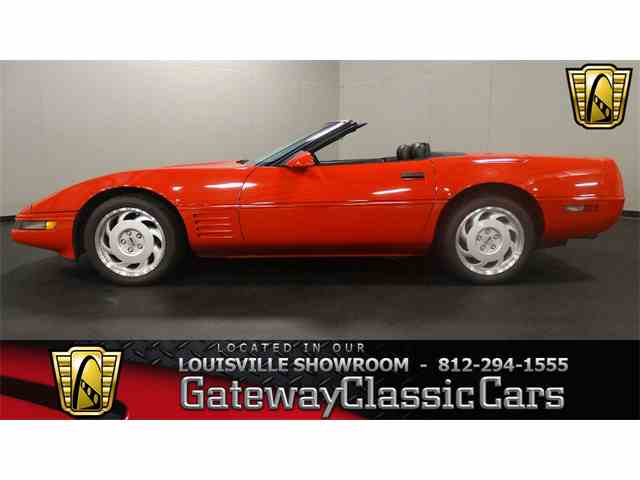 Picture of 1991 Corvette located in Indiana - $18,995.00 Offered by  - NGG6