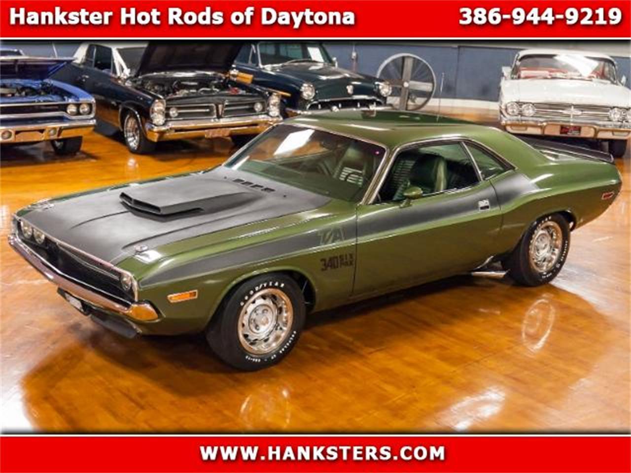 1970 Dodge Challenger For Sale Classiccarscom Cc 1094411