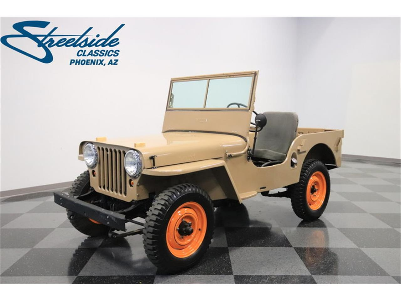 Large Picture of '46 CJ2 - NGGL
