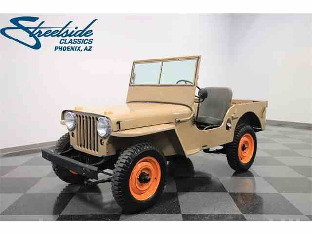 Picture of '46 CJ2 - NGGL
