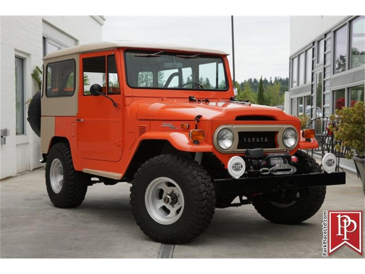 1973 Toyota Land Cruiser Fj For Sale Cc 1094422 Repair Manual Large Picture Of 73 Nggm