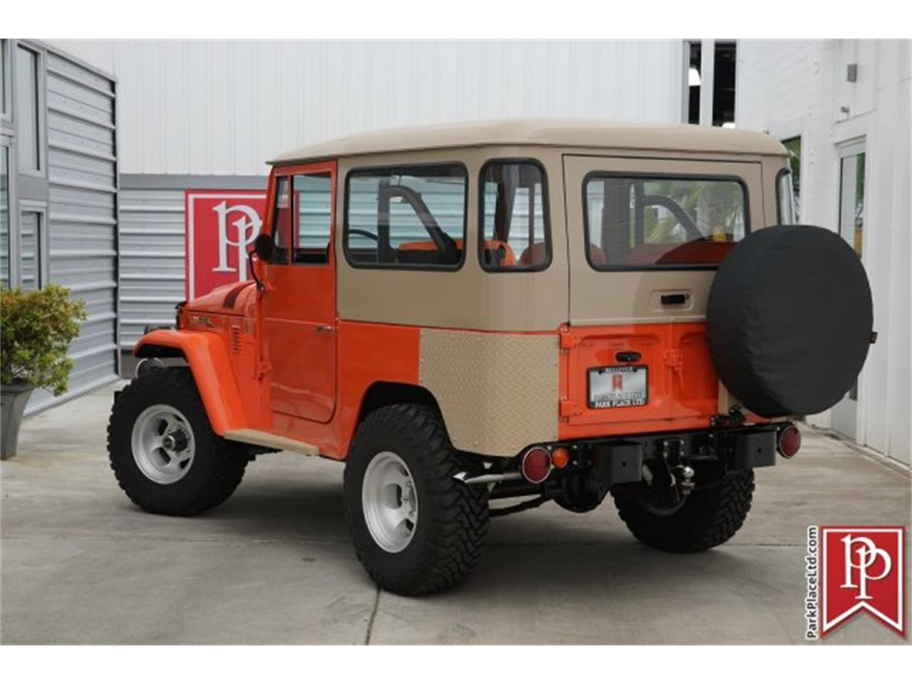 1973 Toyota Land Cruiser Fj For Sale Cc 1094422 Owners Manual Large Picture Of 73 Nggm