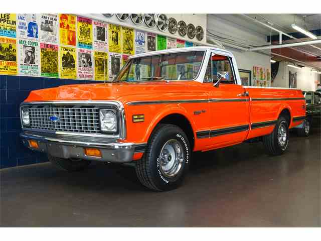 Picture of '71 Pickup - NGGQ