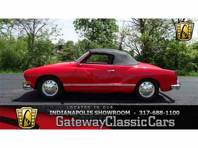 Picture of Classic '72 Volkswagen Karmann Ghia located in Indianapolis Indiana - $16,995.00 Offered by  - NGGX