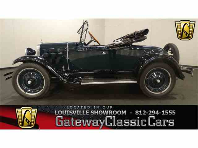 Picture of Classic '27 Chevrolet Roadster - $27,995.00 - NGH0