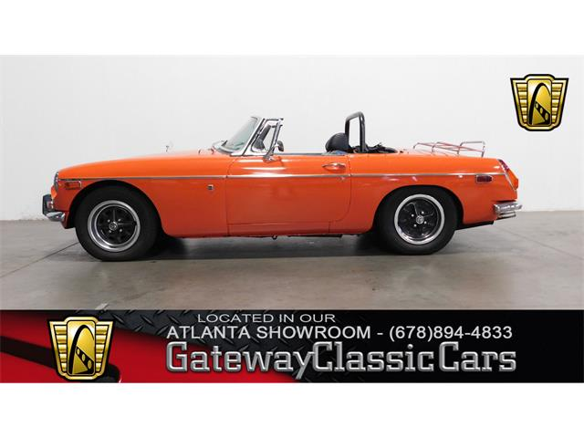 Picture of '71 MGB - NGH2