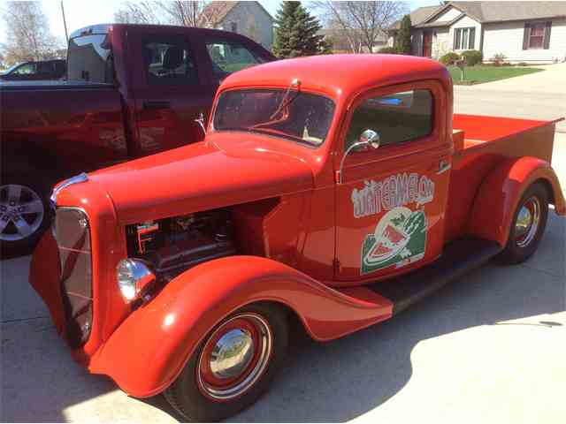 Picture of '35 Pickup - NDE4