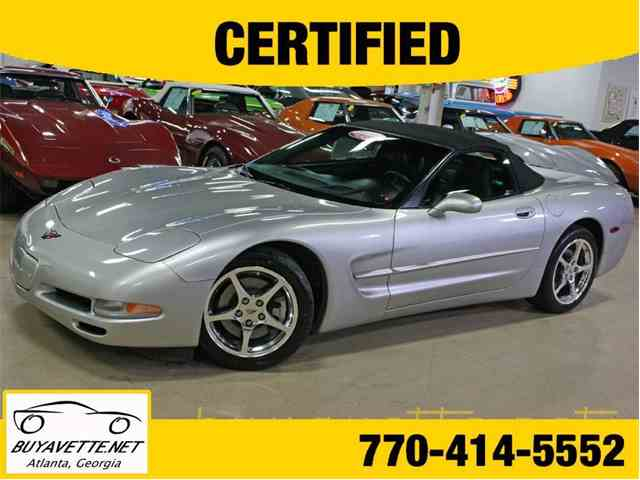 Picture of '04 Corvette - NGHD