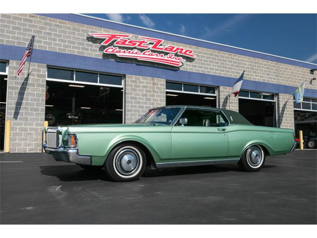 Picture of '71 Continental Mark III - NGHK