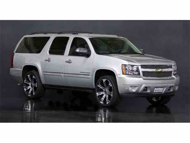 Picture of '11 Suburban - NGHN