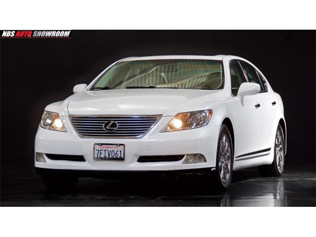 Picture of '07 LS460 located in Milpitas California - NGHP