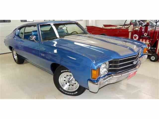 Picture of '72 Chevelle - NGHV