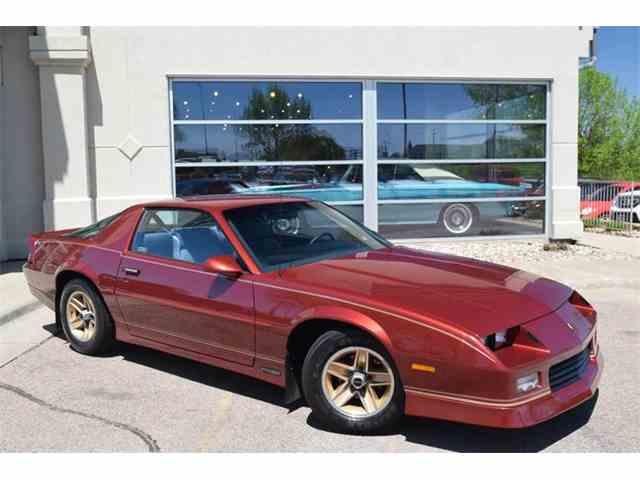 Picture of '89 Camaro - NGI7