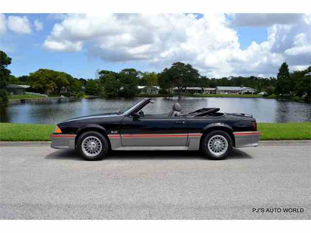 Picture of '89 Mustang - NGI8