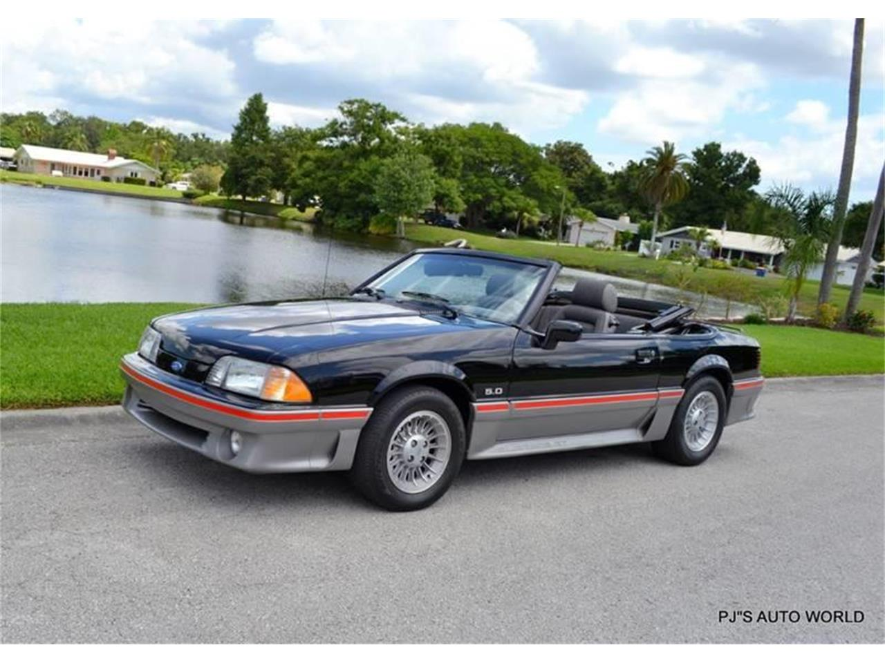 Large Picture of '89 Ford Mustang - $17,900.00 - NGI8