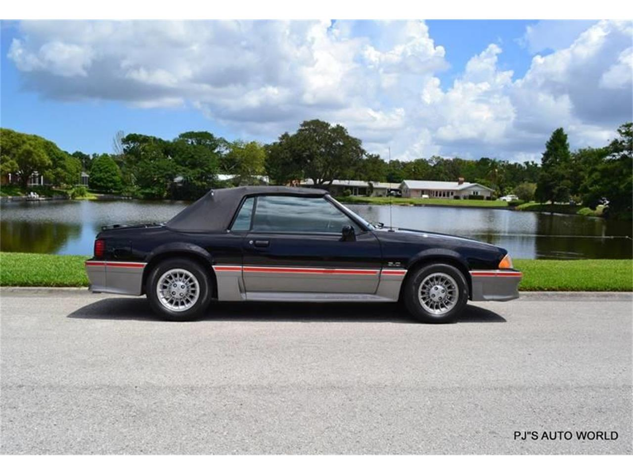 Large Picture of '89 Mustang - NGI8